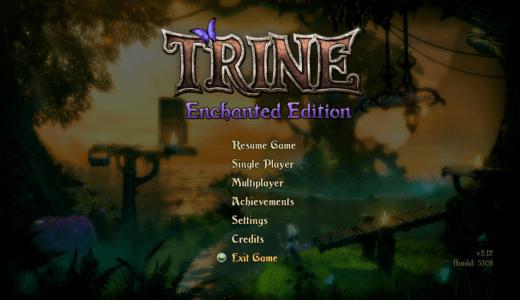 Trineをプレイした感想